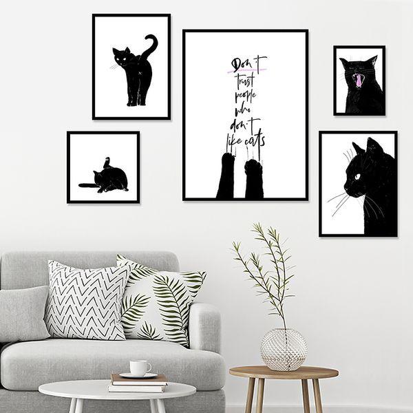 galerie-ścienne-z-kotami