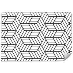 czarno-biala-tapeta-geometryczna-3d