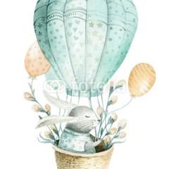 dekoracje-dzieciece-zajaczek-pokoj-dla-rodzenstwa