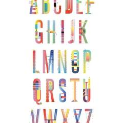kolorowy-alfabet-dekoracje-do-pokoju-dziecka