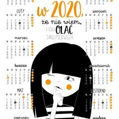 kalendarz-jednoplanszowy-hasło-demotywacyjne