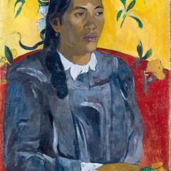 paul-gauguin-tajlandzka-kobieta-z-kwiatem-reprodukcja