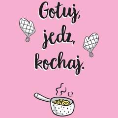 gotuj-jedz-kochaj-typografia-magnes-na-lodówkę