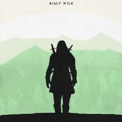 saga-o-wiedźminie-biały-wilk-plakat
