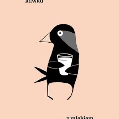 kawa-z-mlekiem-rodzaje-kawek-plakat-do-jadalni
