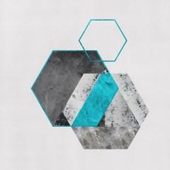niebieskie-szare-figury-geometryczne-obraz-na-ścianę-metamorfoza-mieszkania