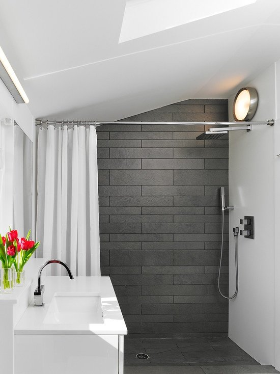 Small but Modern Bathroom Design Ideas on Modern Small Bathroom  id=28558