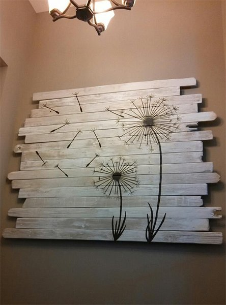 Creative Wall Design Ideas for your interiors on Creative Wall Design Ideas  id=74859