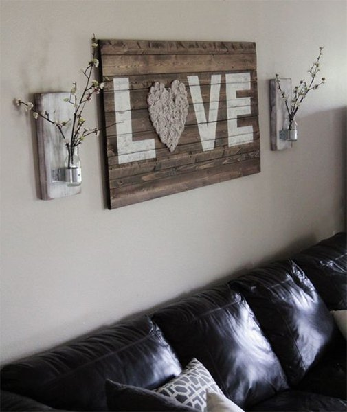 cute and creative wall design