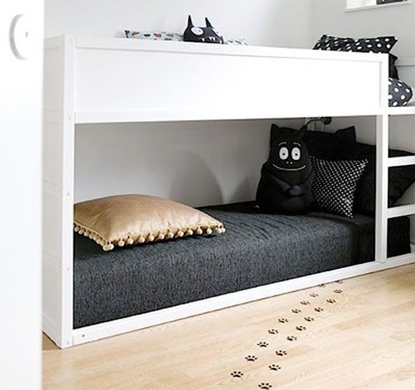 cute bunk bed design for your kid's room