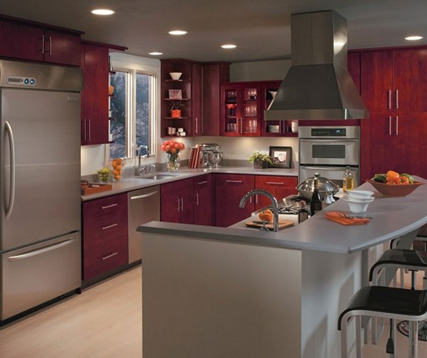 Most Popular Kitchen Designs 2017