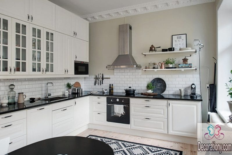 L Shaped Kitchen Diner Layout