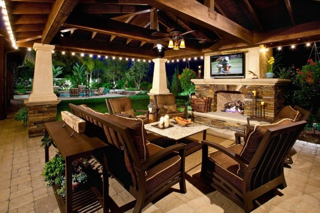 Covered Patio Ideas, Designs, and Plans | Decor Or Design on Covered Patio Design Ideas id=77884