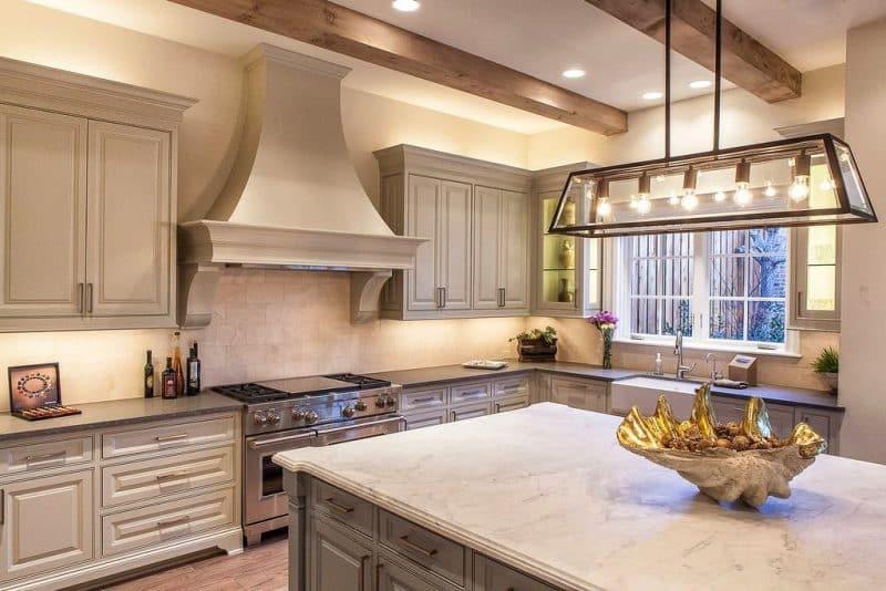 27 Beautiful Kitchen Cabinet Design Ideas Panel Styles
