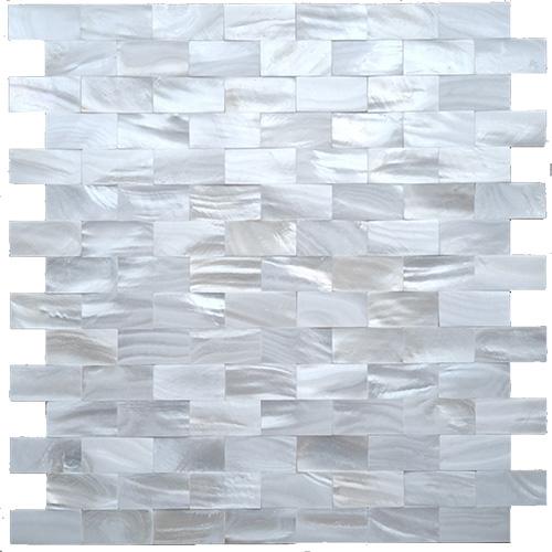 large seamless subway pearlized backsplash tile mother of pearl mosaic mpt07