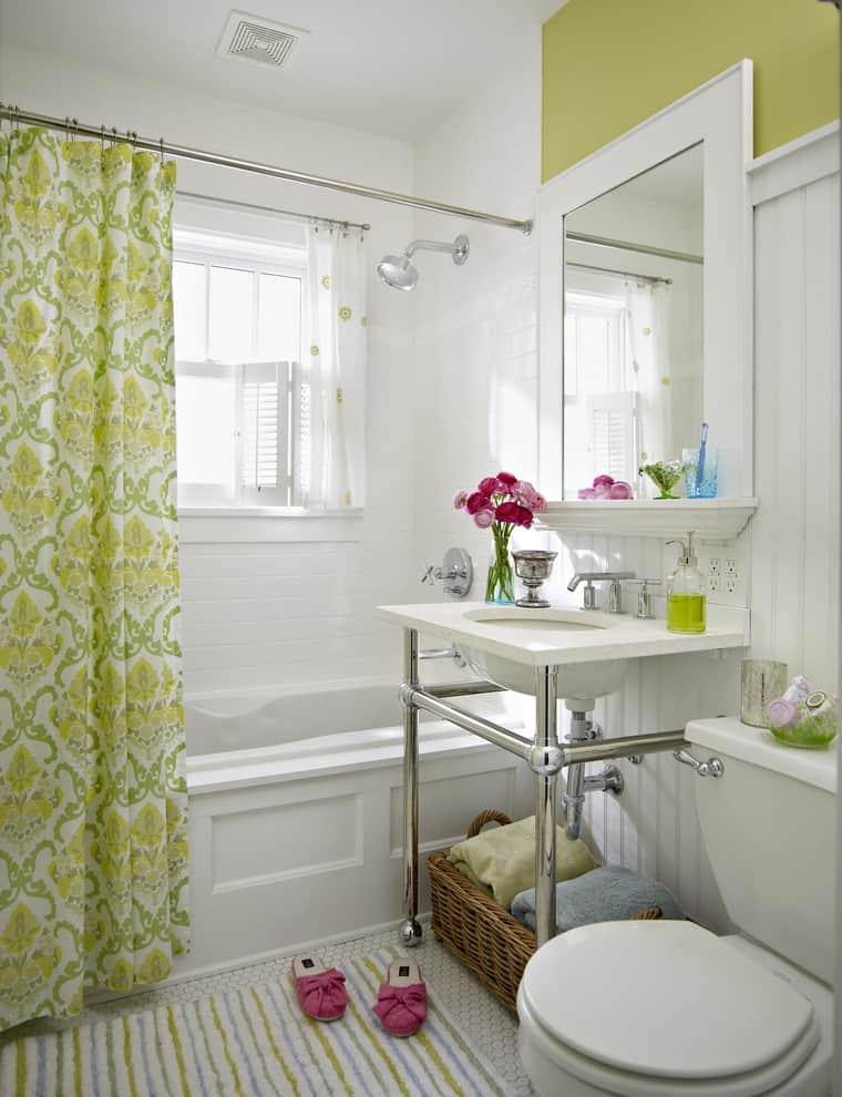 50+ Best Small Bathroom Ideas - Bathroom Designs for Small ... on Bathroom Designs For Small Spaces  id=45648