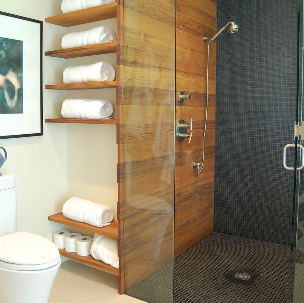 50+ Best Small Bathroom Ideas - Bathroom Designs for Small ... on Bathroom Designs For Small Spaces  id=11457
