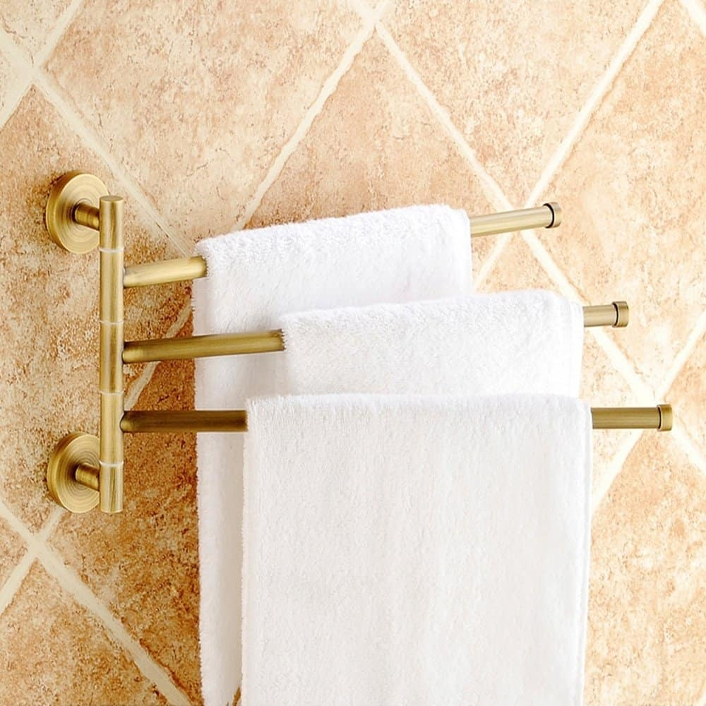 18 bathroom towel rack ideas modern
