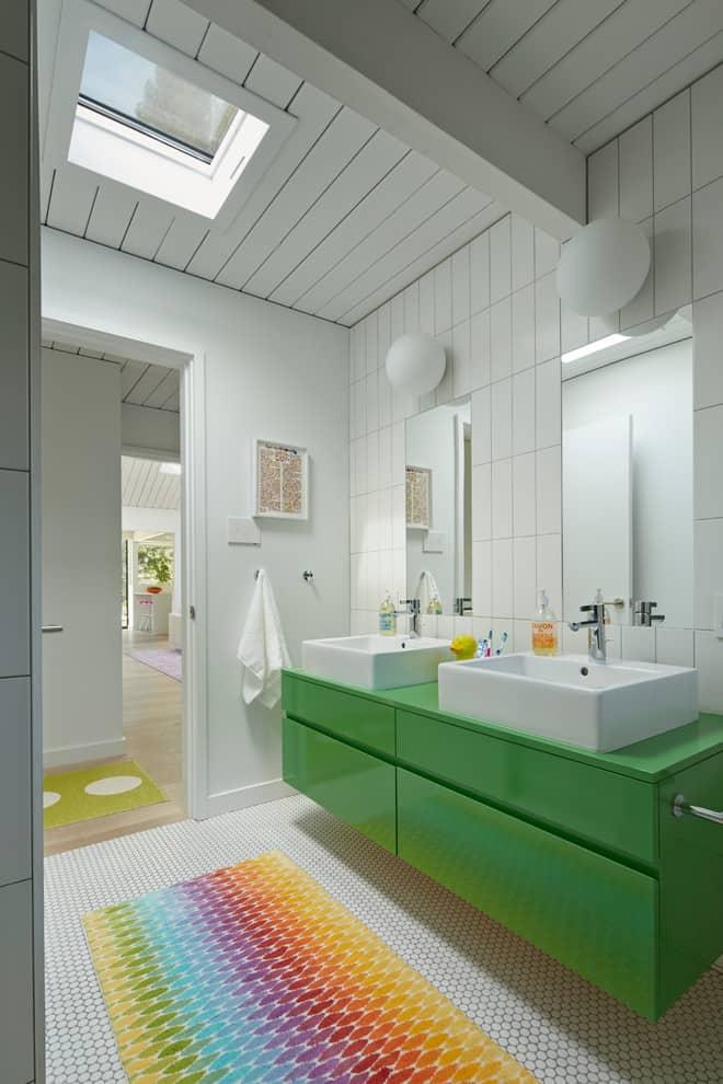 100+ Kid's Bathroom Ideas, Themes, and Accessories (Photos) on Fun Bathroom Ideas  id=58121