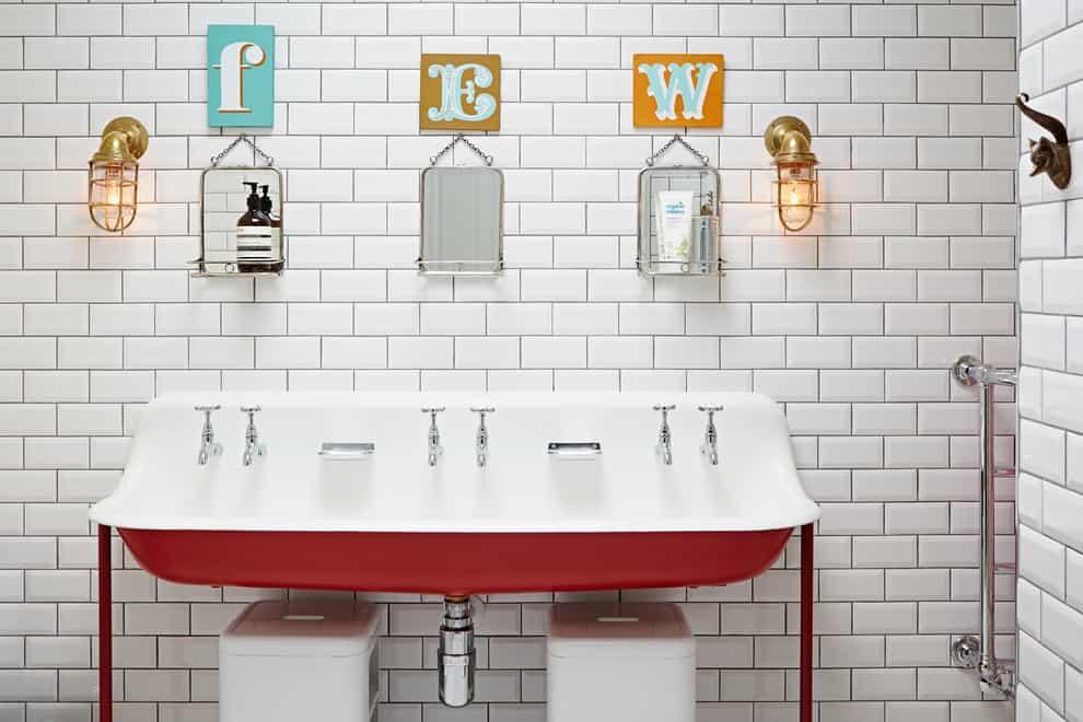 100+ Kid's Bathroom Ideas, Themes, and Accessories (Photos) on Fun Bathroom Ideas  id=66334