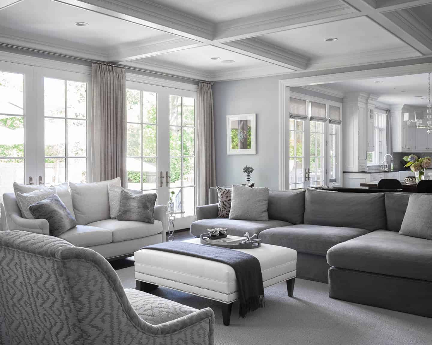 27 Modern Gray Living Room Ideas For A Stylish Home 2020 Edition