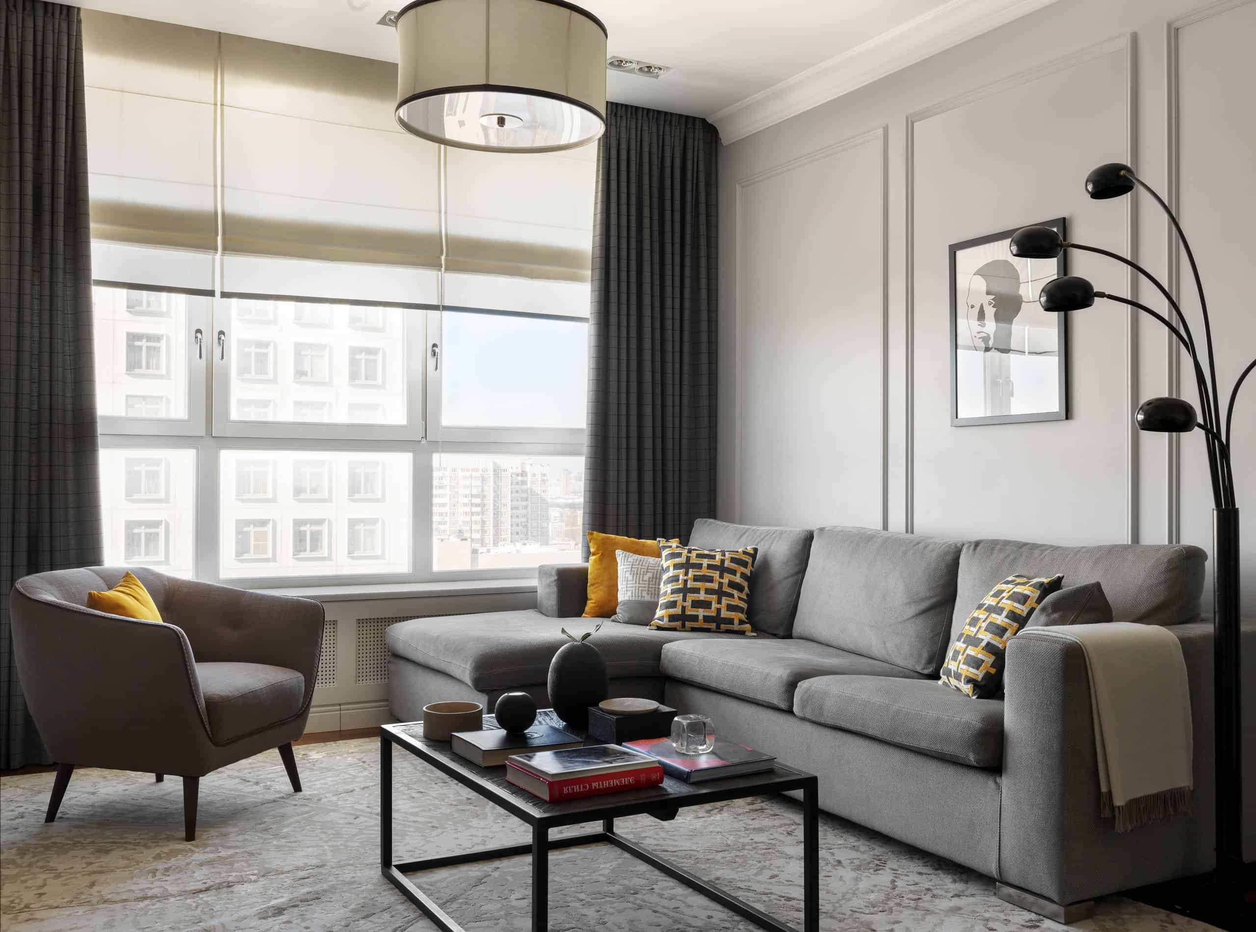 23 gray couch living room ideas best