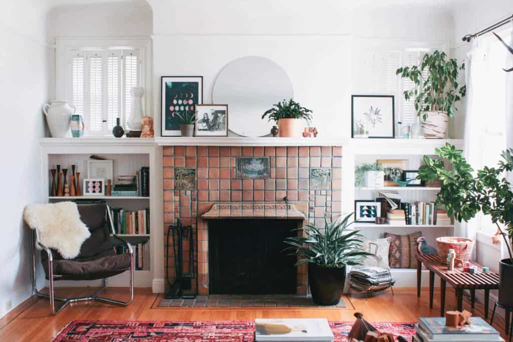 26 fireplace tile ideas for a beautiful