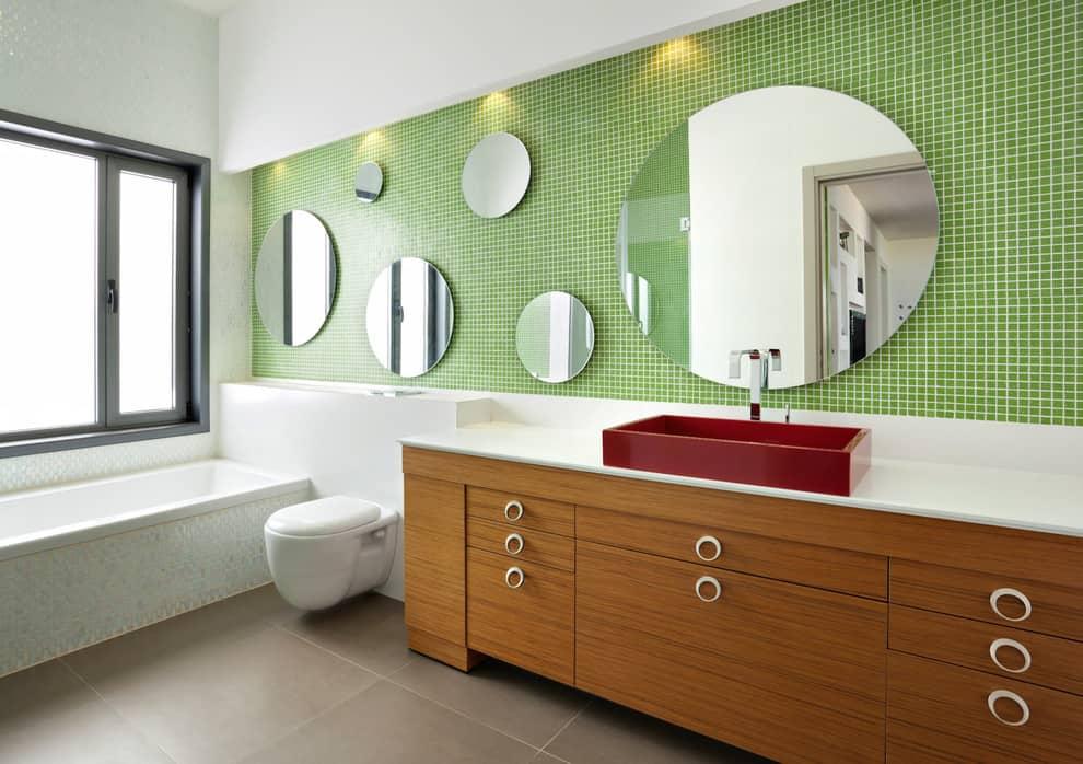 WOW! 9 Best Bathroom Mirror Ideas to Enhance your Bathroom on Fun Bathroom Ideas  id=85527