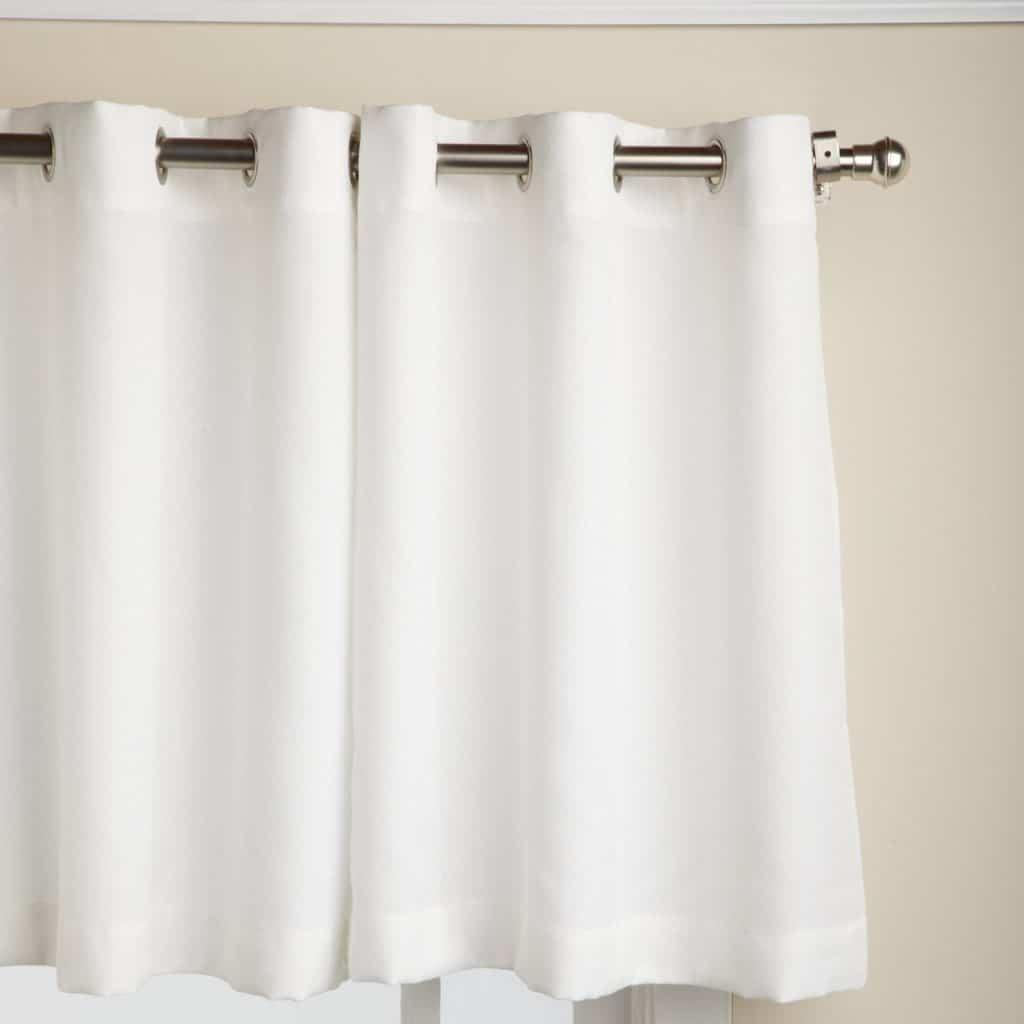 28 styles of bathroom window curtains