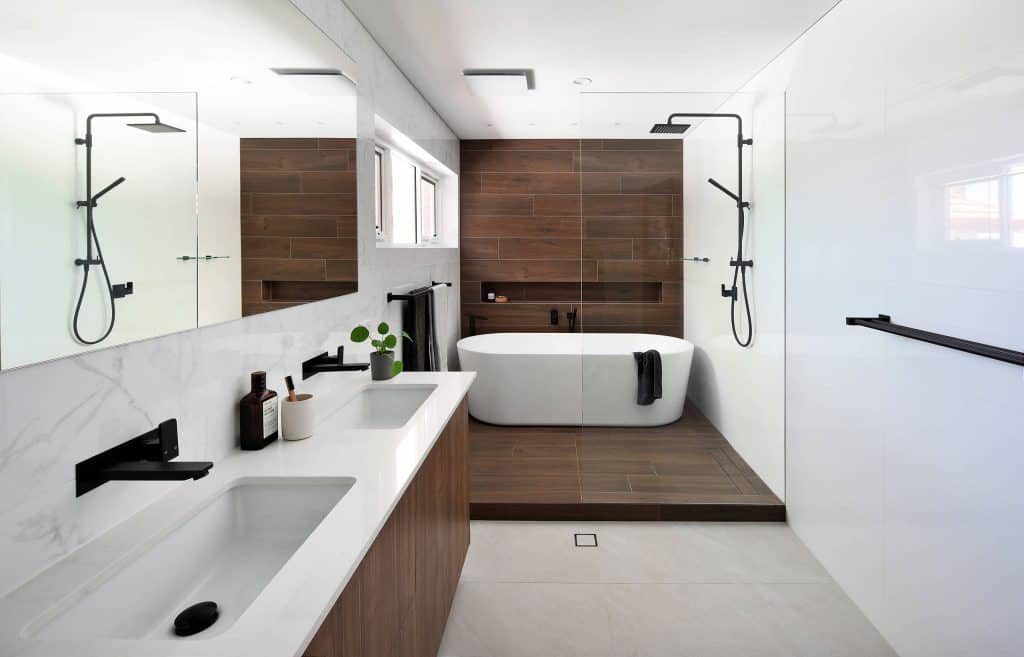 4 Trendy Bathroom Ideas for 2020   Decor Snob on Small Bathroom Remodel Ideas 2019  id=13779