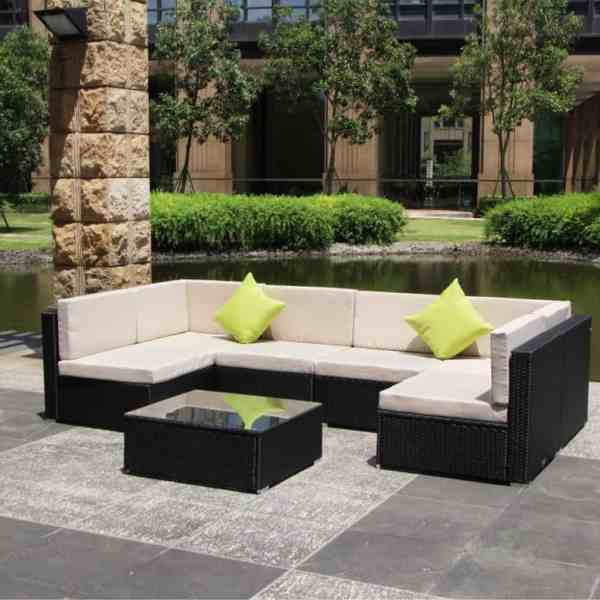 outdoor wicker rattan patio furniture 50 Tips & Ideas for Choosing Outdoor Wicker Furniture [PHOTOS]