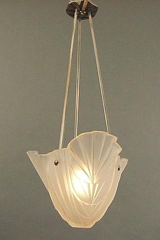 It S Raining Chandeliers French Art Deco By Muller Degue Schneider Daum Hettier Vincent Delatte Etc