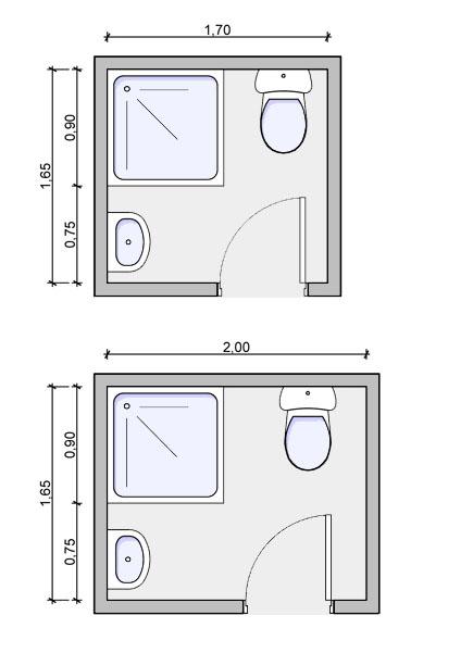 three quarter bath floorplan, three quarter bath drawing,