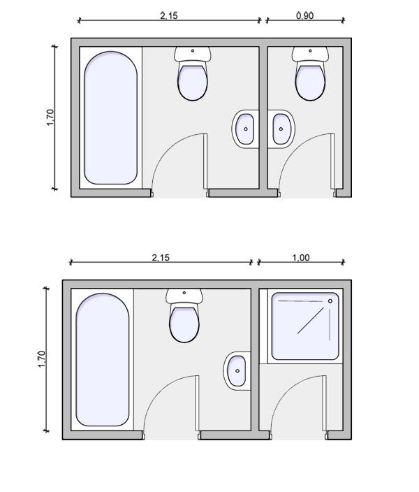 39+ Bathroom Layout Pics