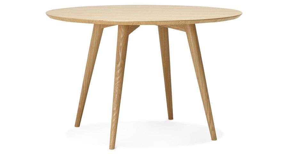 table ronde diametre 120 cm swedin