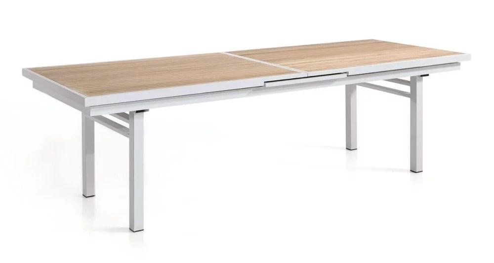 table giannina extensible pour 14 personnes