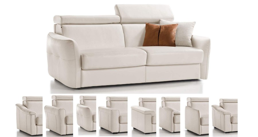 canape convertible couchage 120 le