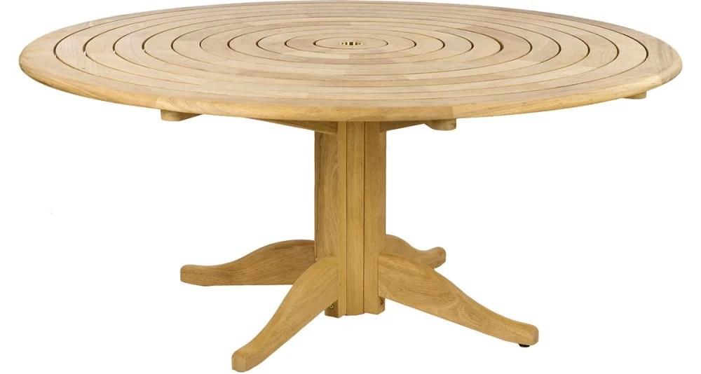 table de jardin en bois table d