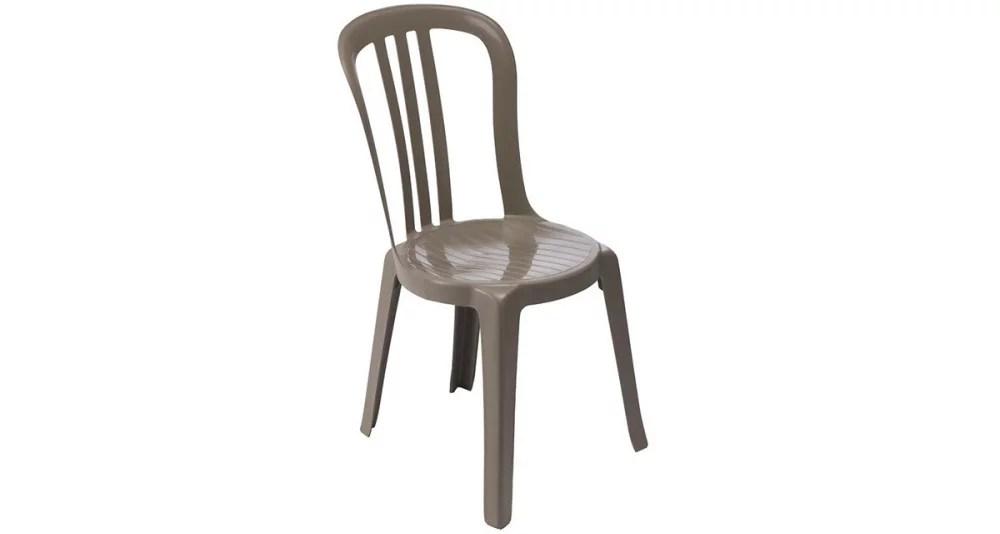 56 x chaise de jardin miami bistrot 7 coloris