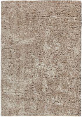 tapis miky en polyester coloris lin 160x230