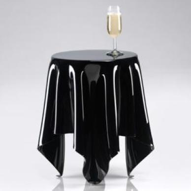 ESSEY-ILLUSION Table Illusion noire PM