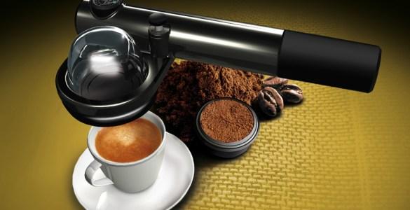 Ma sélection de cafetières déco et design pour votre cuisineHandpresso