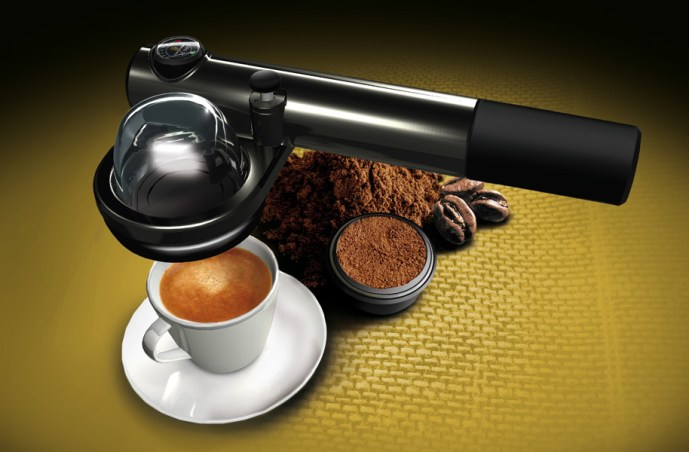 La machine expressoHandpresso cafetière