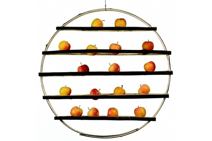 Corbeille à fruits Arbre d'Hiver by Godefroy de Virieu