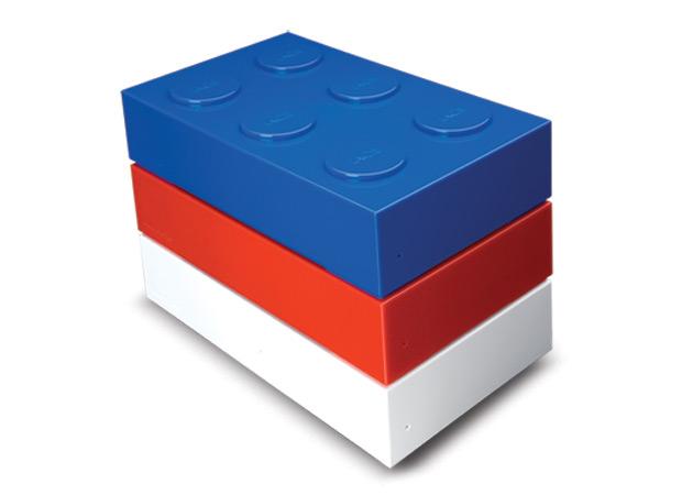 Le disque dur en forme de Lego LaCie Brick by Ora Ito