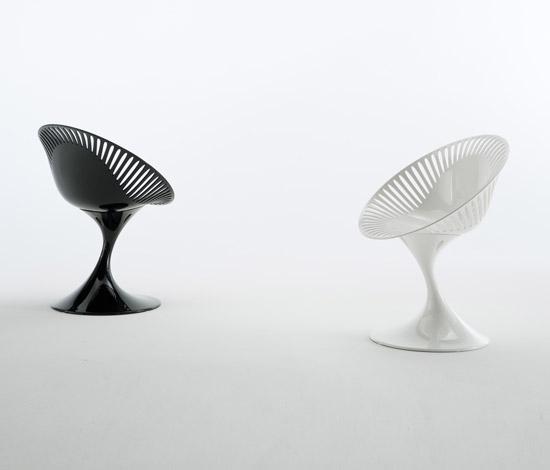 AZHAR fauteuil Marcello Ziliani