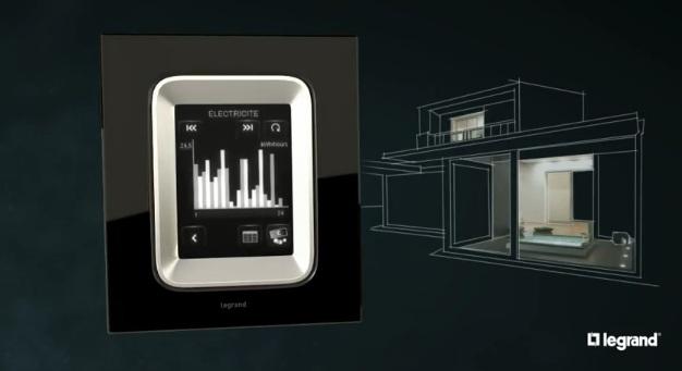My Home Legrand domotique design