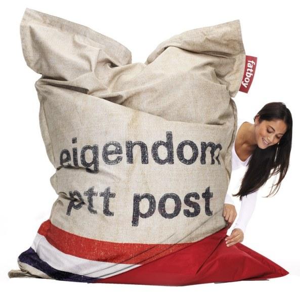 Pouf déco : le poufFatboy Postbag
