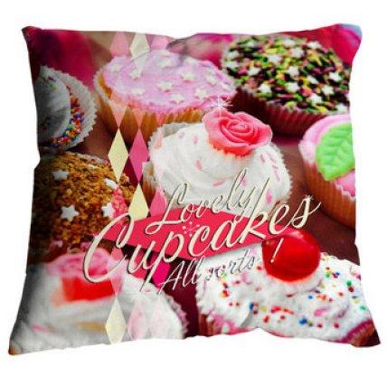 Urban Wasabi - Coussin Cupcakes