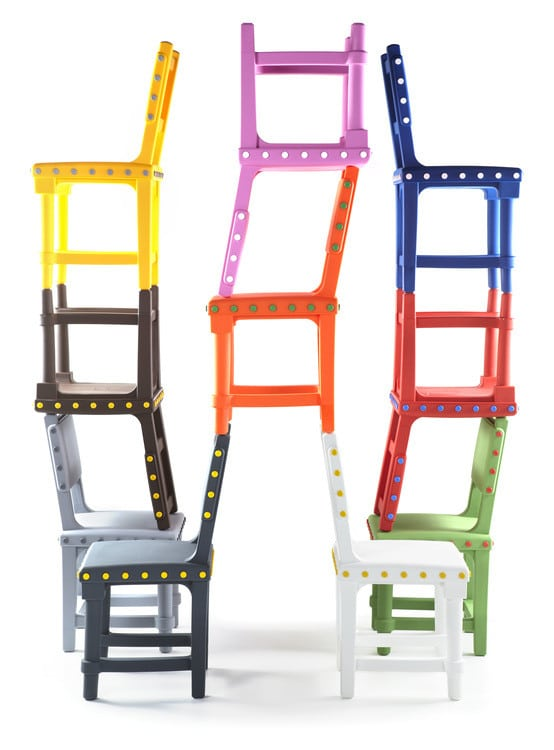 Gothic Chair Studio Job